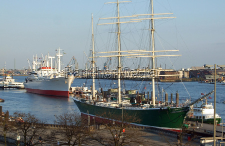 museum ships in hamburg