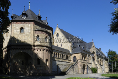 imperial palace kaiserpfalz goslar