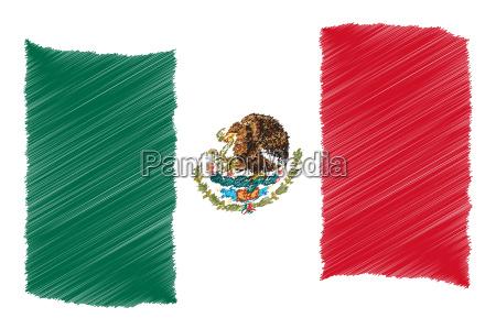 sketch mexico