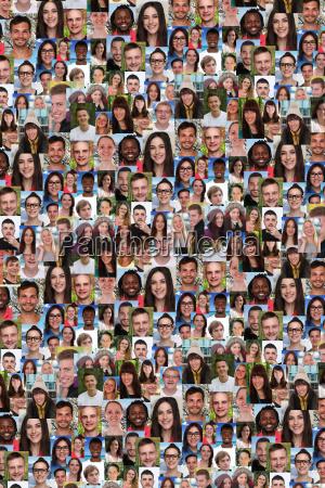 antecedentes jovenes de grupos sociales redes