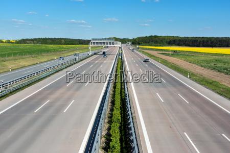 asphalt motorway highway infrastructure germany german