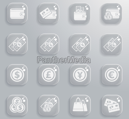 marketing and e commerce icon set