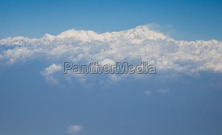 kangchenjunga the third highest peak in