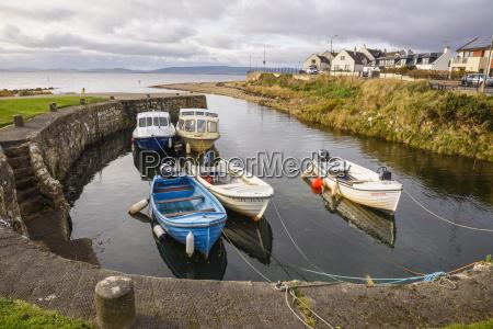 blackwaterfoot harbour isle of arran north