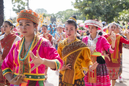 laos vientiane pha that luang festival